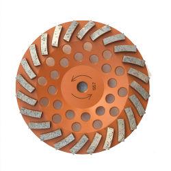 """Конкретные алмазные шлифовальные колес двойных рядов в один ряд с наддувом наружное кольцо подшипника колеса для машин с M16 M14 5/8""""-11 7/8"""" разъем"""