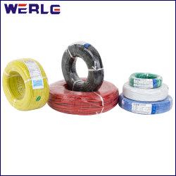 UL3122 gomma siliconica intrecciata in fibra di vetro 300 V, 200 c, coppr. Isolato, stagnato Conduttore