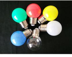Festoon 조명용 고품질 G45 B22 E27 LED 전구