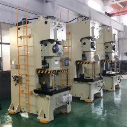 A estrutura C flexível automática de energia mecânica de estampagem de perfuração CNC Pressione para estampagem de peças de ventilação