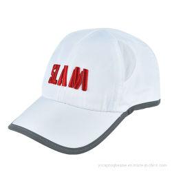 Custom Golf microfibre de Plein Air Dry Fit Hat Bouchon sport