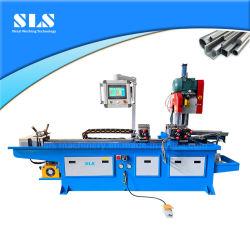 Ensemble de l'ensemble tube carré de ronde CNC Profil de la faucheuse tuyau hydraulique de machine de découpe automatique Ss adapté à l'acier inoxydable Cuivre Fer Aluminium Métal Tubulars