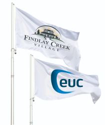 Vlag Groothandel Outdoor vlag Custom Polyester vlag Reclame vlag Custom Vlag Banner Reclame Display Banner Textiel stof vlag Polyester stof Vlag Banne