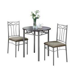 모덴 식탁 라운드 키친 테이블 3 - 식사 테이블, 나무