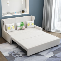 Новый современный складной диван-кровать в гостиной новая конструкция диваном-кроватью отеля диван-кровать