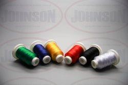 Отличное качество 100% полиэстер вышивка поток 120d/2 1000m Craft потоков и шитья поток