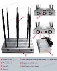 Может блокировать больший диапазон радио перепускной Drone GPS с дополнительной антенны сигнал Drone блокировка