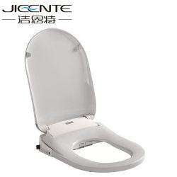 مع مقعد مرحاض مزود بتدفئة وتغسل إلكتروني
