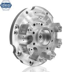 Arroz branqueado maquinado CNC Alumínio personalizadas virou moenda de componentes de peças de viragem/ Usinagem CNC alumínio Peças para motores eléctricos, Caixa de Engrenagens, Power Tools