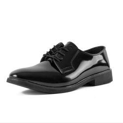 El funcionario del ejército de los zapatos de cuero Zapatos Zapatos de desfile militar