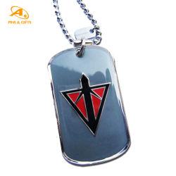 Silikon-Gummiring Günstige Amerikanische Flagge Hund Tag Maschine Militär Set Logo Gepäck Metall Xvideos Werbegeschenk