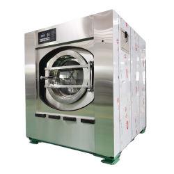 50 kg, 100 kg Industriële volledig automatische kanteling sproeier Extractor commerciële Wasserij Wasmachine apparatuur voor Hotel en ziekenhuis gebruik