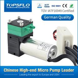 Piccola pompa di aria del diaframma di CC 6V 12V 24V/mini pulsometro/pompa a diaframma/pompa di pressione/pompa medica di applicazione delle pompe aria del compressore (motore senza spazzola di CC)