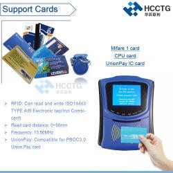 Bus POS scheda di pagamento NFC Contactless USB/RS232 13,56 MHz con biglietto di pagamento Sistema (HCl1306)