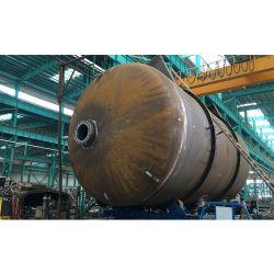 맞춤형 금속 가공 서비스 ASME 고압 용기 또는 탱크 제조업체