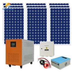 Sistema de origem solar 5KW de electricidade 5000W Instalação de energia solar