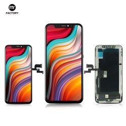 شاشة LCD بتقنية عرض Incell OLED عالية الجودة وعالية الجودة لهاتف محمول مجموعة قطع الغيار شاشة اللمس البديلة لهاتف iPhone XS