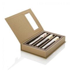 높은 Handmade 초콜릿 포장 상자 Windows 직물 선물 상자