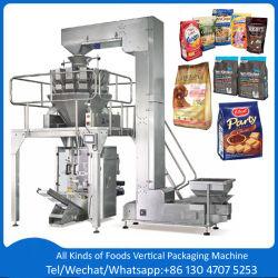 Автоматический пакет для машины для приготовления чая и листьев/кофейных зерен/гайки/арахиса/Чипсы/конфеты/закуски/риса