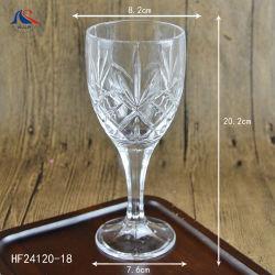 Haut de la Verrerie potable purifiée verre de vin pour l'hôtel Bar Restaurant