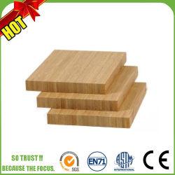 Conteneur des revêtements de sol stratifié de construction bon marché naturel surdimensionné feuille de contreplaqué de bambou pour toitures
