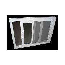 Америки ПВХ пластиковые окна с вертикального ходового стиле (KDSPVC015)