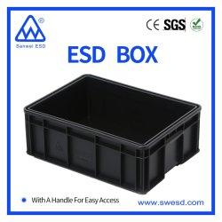 PVC/PP/PET cilindro plástico caixa de embalagem