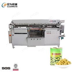 Metallzinn/kann Etikettiermaschine durch Paper Label