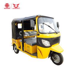 [سمي-كلوسد] مسافر درّاجة ثلاثية /Electric [ريششو] /Tricycle [تإكسي/] [ريششو] تاكسي