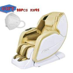 4D inteligente de lujo en silla de masaje con rodillos de masaje de pie / Zero Gravity / Wiressless Bluebooth/USB CARGADOR/completo cuerpo / Silla de masaje Kd-8600A/LG