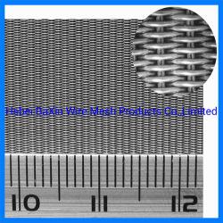 Wire Mesh de marche arrière en acier inoxydable dans le Filtrage de maillage dense