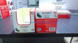 Carte Blanche Paper Box C1s Art emballages papier boîte avec l'impression couleur brillante Plastification Taille personnalisée logo imprimé Zhuhai China Fournisseur en prix d'usine OEM