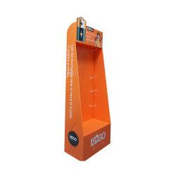 ディスプレイおもちゃのペーパーのディスプレイスタンドのカードボードフックディスプレイ 子供のおもちゃのためのホック