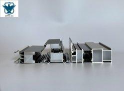 Алюминиевые окна двери шторки Wall-Architectural здание штампованный алюминий профиль