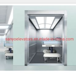 مصعد مستشفى طبي عالي الجودة سعة 2000 كجم لمريض