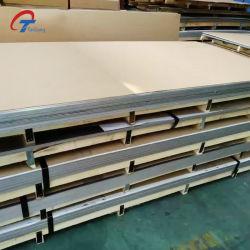 GB JIS ASTM AISI 316 no 4 placa de acero inoxidable