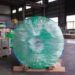 6101 alta condutividade elétrica da bobina de alumínio para trocadores de calor