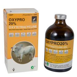 Veterinärgebrauch-Oxytetracyclin-Einspritzung 20% 50ml Nr. 8