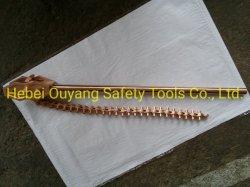 """Non-Scintillando strumenti tubo berillio di rame Exiic Atex della chiave L24 Chain """""""