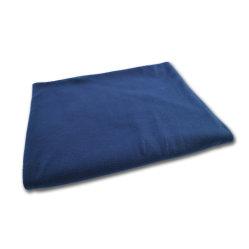 Авиакомпания одеяло из переработанных шерсти одеяло печатных рекламных флис офсетного полотна