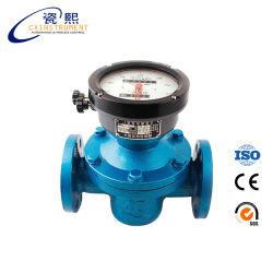 Cixi de lubricación de la propiedad de alto flujo de desplazamiento positivo totalizador