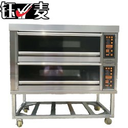 パン屋オーブンのための商業ベーキングオーブンのパン屋装置のガスオーブンの電気デッキのオーブン
