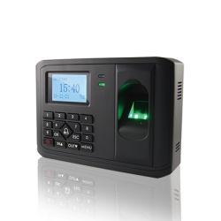 Controle de Acesso biométricos e a hora do sistema do gravador com Software (5000A+)
