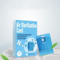 空気殺菌のカードの消毒の殺菌の締縄の保護Sanitizerのカード