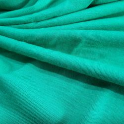 Étoffes de bonneterie de gros de la rayonne de spandex tissu de couleur pure
