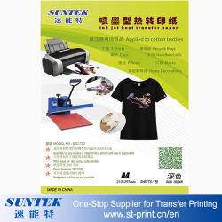 Eco для струйных принтеров формата A4 растворитель для передачи тепла темного цвета бумаги