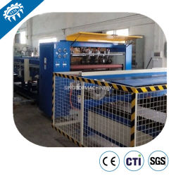 A linha de produção de papel tipo colméia fabricados na China