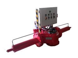 球弁および蝶弁のための油圧アクチュエータのHpu二重代理の電気シリーズ