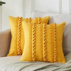 Couchの寝室Carのための贅沢なWool Blend Cushion Covers Modern Pillowcases Decorative Throw Pillow Cover