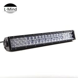 Пятно прожектора на крыше Combo кри чипы 5D объектив светодиодный индикатор бар для кроссовера, МТА, UTV, Jeep автомобиля, подборщика